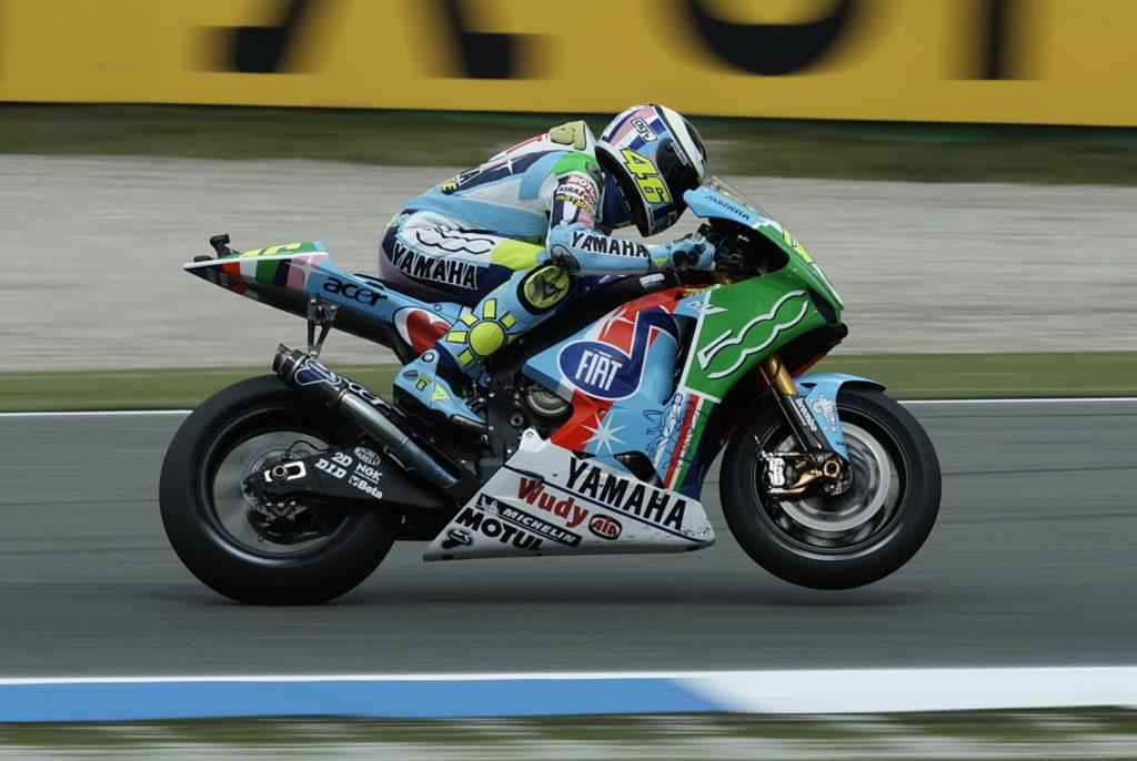 VR46 TT Assen 2007
